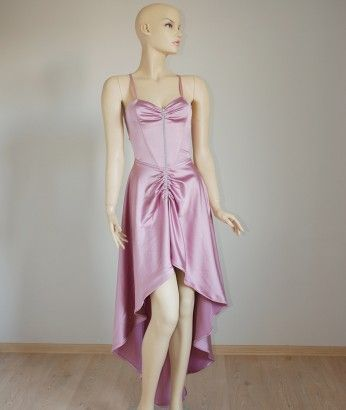 pink zipper dress (SALE) www.butambenlik.com/gul-kurusu-fermuarli-elbise