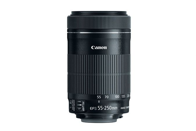 Canon EF-S 55-250mm f/4-5.6 IS STM Telephoto Zoom Lens | Canon Online Store