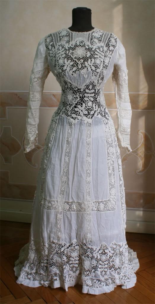 Edwardian Fashion 1900 to 1920 :: 1909 Abiti Antichi image by charleybrown77 - Photobucket