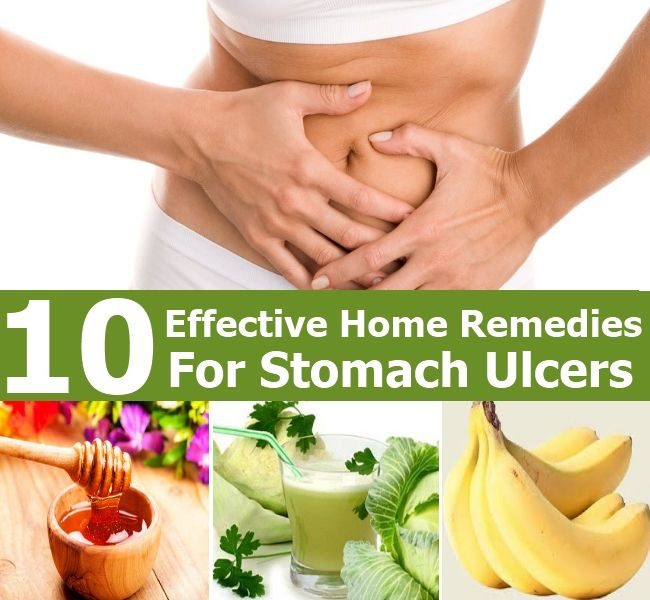 Best Food And Drink For Stomach Ulcer
