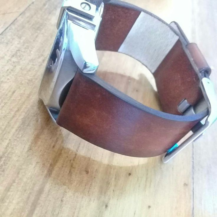 Leather Watch Strap for Mervyn #leatherwatchstraps  #handcrafted