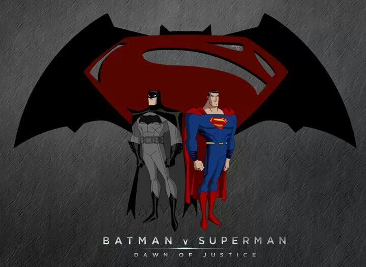 Batman vs Superman Dawn of Justice Animated series ...