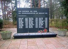 1972 ♦ August 14 – The 1972 Königs Wusterhausen air disaster: an Interflug Ilyushin Il-62, crashes near Königs Wusterhausen, all 156 passengers and crew are killed in Germany's worst air disaster.
