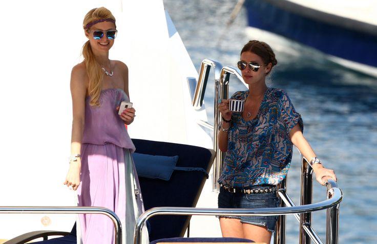 Celebrities love Portofino.