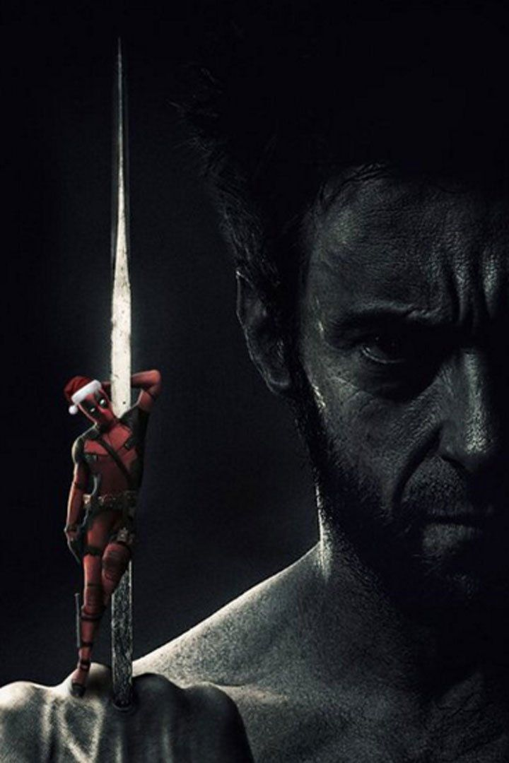 The Best Hugh Jackman Deadpool Ideas On Pinterest Deadpool - Deadpool and wolverine are trolling each other on twitter and its the best battle ever