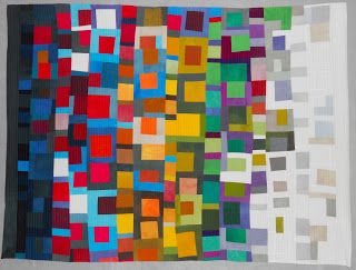 GJB Quilts: Squared series