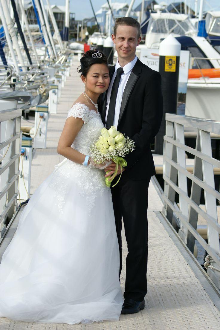 Mandurah Wedding Venue #wedding #mandurah #mofsc #events #venue #photos #marina #bride #groom www.mofscevents.com.au