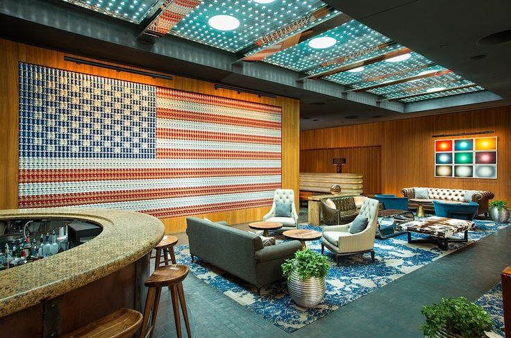 Photo Gallery | Dream Hotel Downtown New York | Dream Hotels