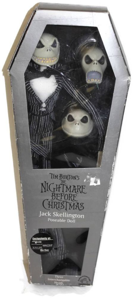 Tim Burton Nightmare Before Christmas Merchandise
