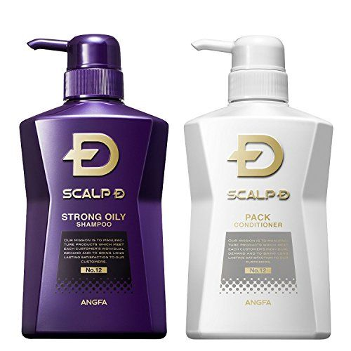 Set of 2 Scalp D Medical Hairgrowth Shampoos for Men 2016 Strong oily skin type 1183Fl Oz Japan Import -- Check out this great product.(This is an Amazon affiliate link and I receive a commission for the sales)
