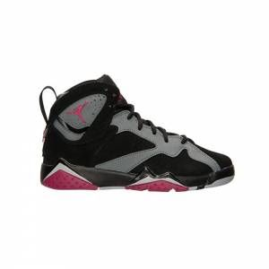 Chaussures de Basket junior AIR JORDAN 7 Retro Fuschia Flash
