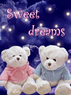 Sweet dreams Teddy Bears