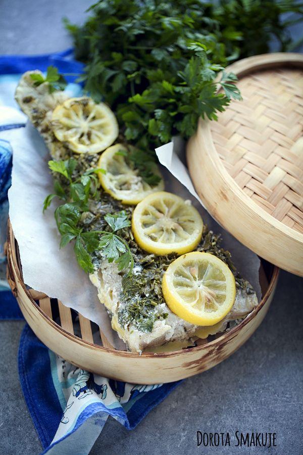 Fit danie z rybą