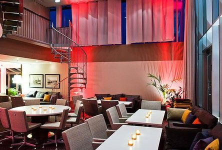 Katto Sauna & Lounge for meetings and special events