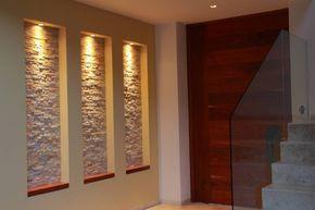 19 maneiras de decorar a parede de sua casa com nichos (De Marina Mantovanini)