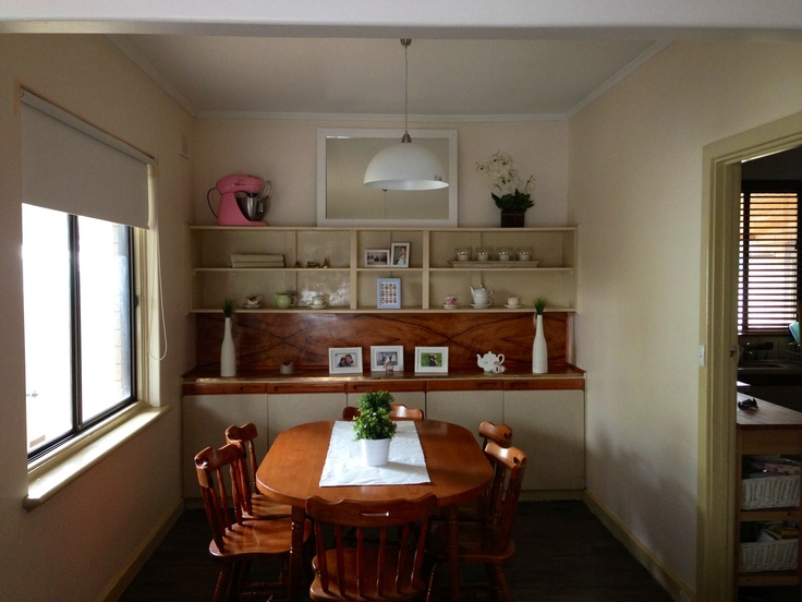 Cute 60 39 s dining room inspiration for chris pinterest for Cute small dining rooms
