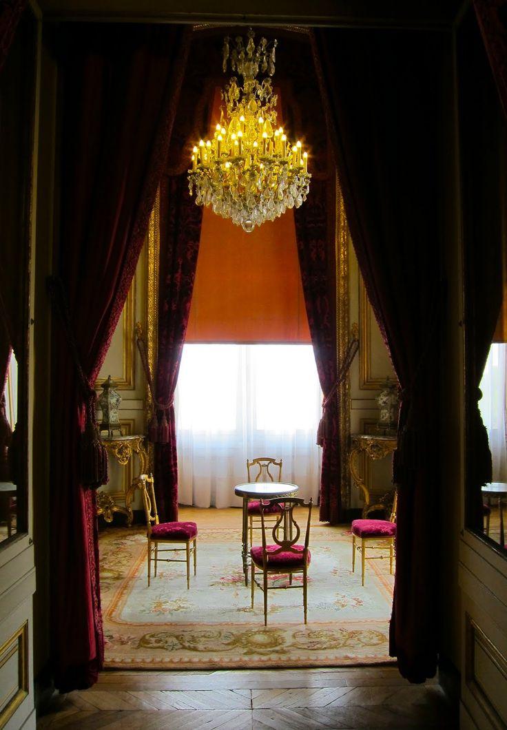 10 Images About The Napoleon Iii Apartments Louvre Paris