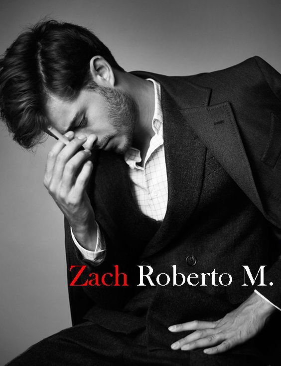 Just for fiction Francisco Lachowski as Zach Roberto M.