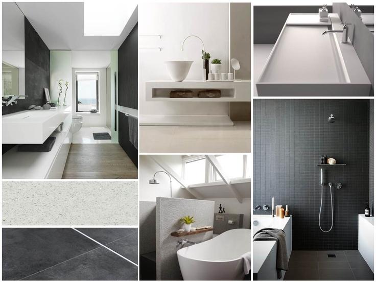 118 best images about present interior design on pinterest for Bathroom design board
