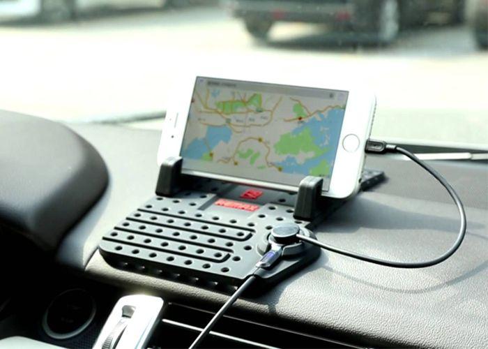 Πρωτοποριακή Ευλύγιστη Βάση Αυτοκινήτου - Car Holder Super Flexible