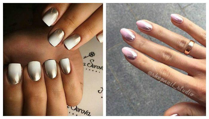 Маникюр омбре 24: модный дизайн ногтей (24 фото) | Надо ...
