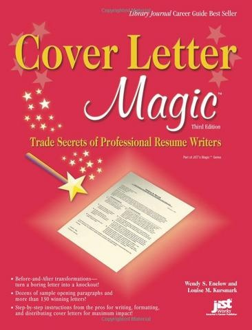 This third edition includes more than 130 winning cover letters for every profession and situation. Readers get great tips from before and after transformations that turn boring letters into knockouts. Plus, there are tips on resumes, e-mail and scannable cover letters, thank-you letters, and dozens of sample opening paragraphs. Also provides proven first paragraphs to start the cover letter with strength.