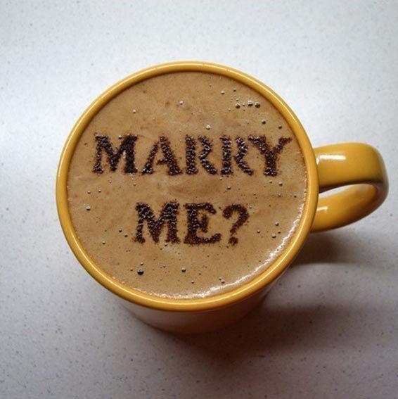ten huwelijk vragen bijzondere manier