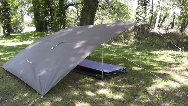les 25 meilleures id es concernant lits de camping sur pinterest lits de tente de camping et. Black Bedroom Furniture Sets. Home Design Ideas