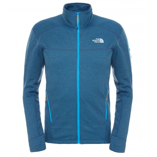 THE NORTH FACE Hadoken Full Zip Jacket férfi polár kabát