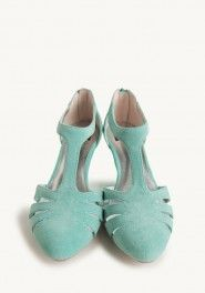 Classy & Cute Vintage Inspired Shoes | Ruche