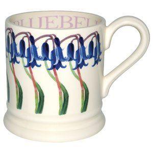 Bluebell 1/2 Pint Mug