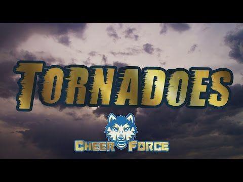 CHEERFORCE WOLFPACK 2016-2017 - TORNADOES