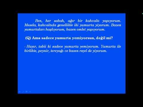 Online Turkish Lessons - Lesson # 12 - YouTube