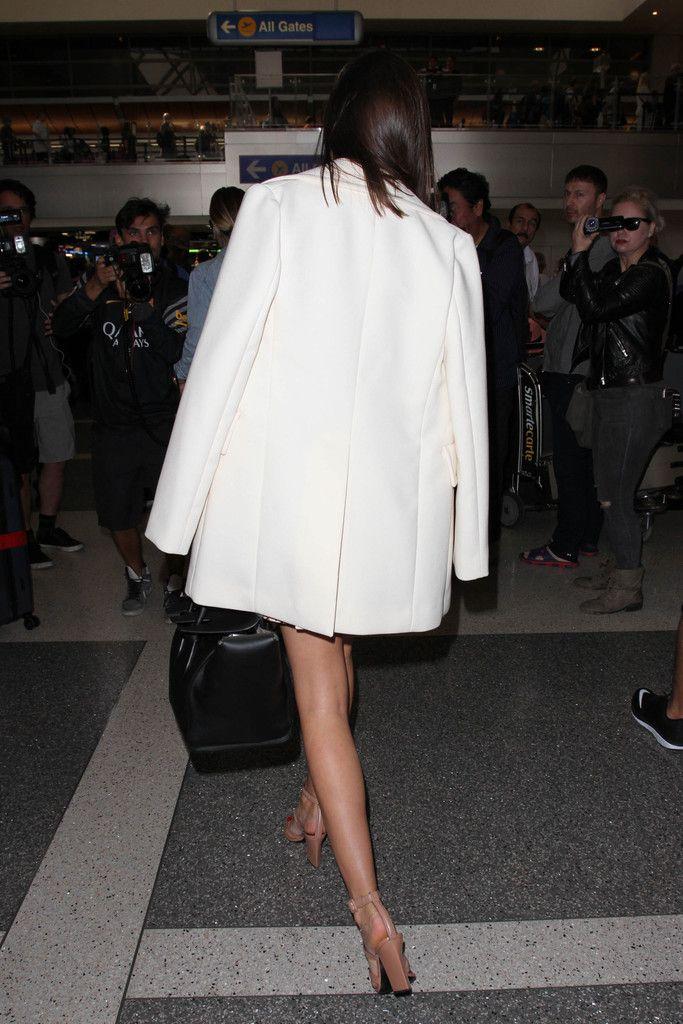 Stylish Starlets: Airport Chic: Miranda Kerr