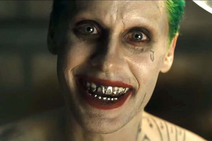 Here's how fully Jared Leto disappeared into his role as The Joker for Suicide Squad.