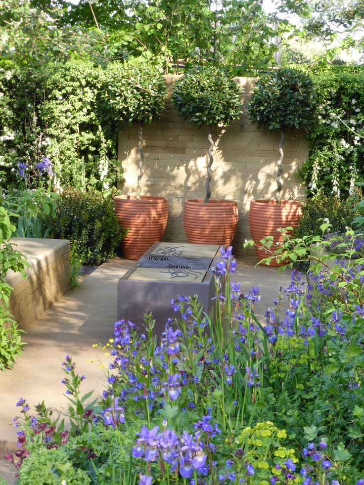 Homebase garden designed by Adam Frost at RHS Chelsea Flower Show 2013