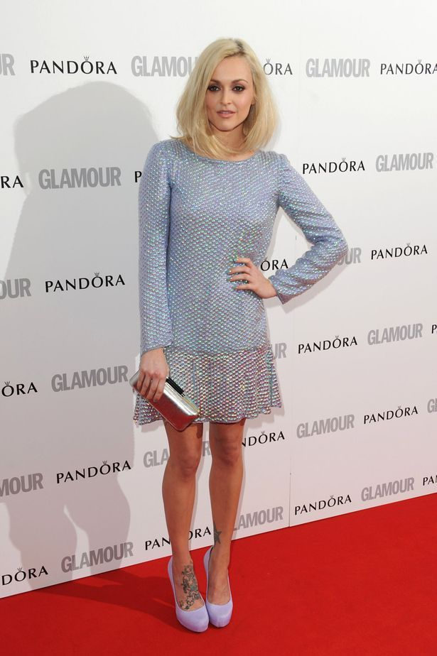 Fearne Cotton was 3am's fave frock of the night, but does she win YOUR vote in Theyskens Theory?