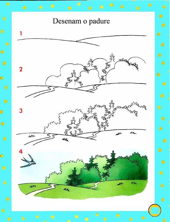 MiniTipoGraph: Desenam din natura pas cu pas
