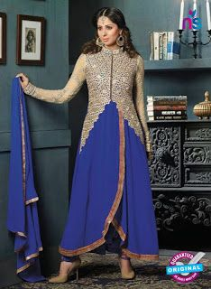 Anarkali suit is long skirt type dress that exists in India from the time of Mughal Empire. It basically consists of three parts namely the shirt (Anarkali kameez), the bottom (Anarkali Salwar) and the stole (Dupatta). #anarkalisuits #designeranarkalisuit #anarkalisuitonline #newshop