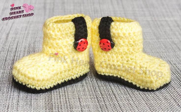 https://flic.kr/p/NzzB4s | Cute Baby booties | This beautiful baby set is Made only for your little sweet baby or as a gift for you lovely ones,,  you can customise the colour and accessorise or write your baby initials **  Handmade  please visit my Etsy shop  page for more informations  www.etsy.com/ca/shop/PinkHeartCrochetShoP?ref=hdr_shop_menu