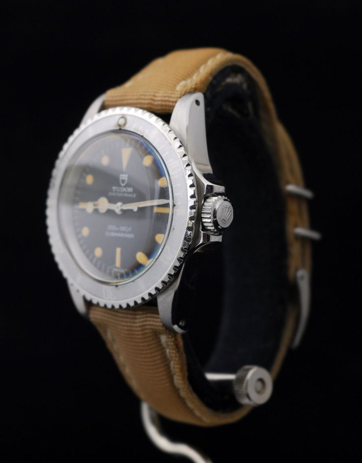 Mens Vintage Rolex Tudor Oyster Prince Submariner Stainless Steel 7016 0 C 1970   eBay
