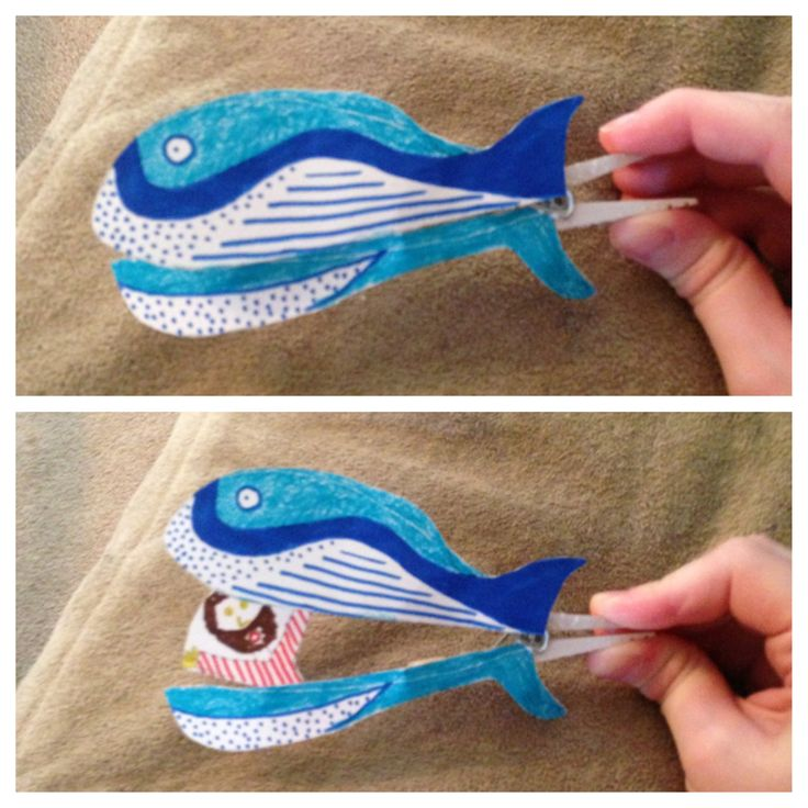 Jonah and the fish. DIY bible craft. The Gospel Project Unit 14 session 3