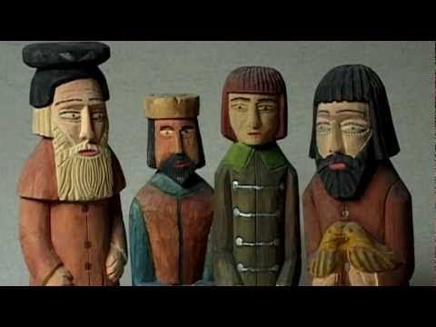 ▶ Rzeźbiarze Ziemi Kaszubskiej - YouTube