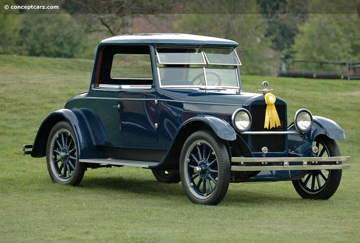 Studebaker | 1924 Studebaker Light Six Images, Information and History (Series 24 ...