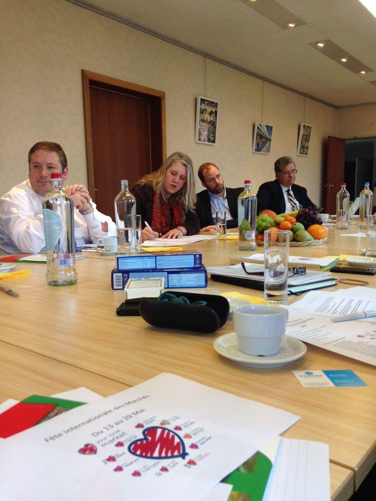 LYLM Global Meeting held in Mabru, Brussels.Belgium, France, Germany, Greece, Netherlands, Spain, Sweden and UK represented/