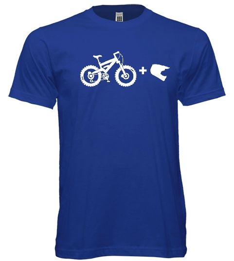 Mountain Tee-MTB DH-2 colors
