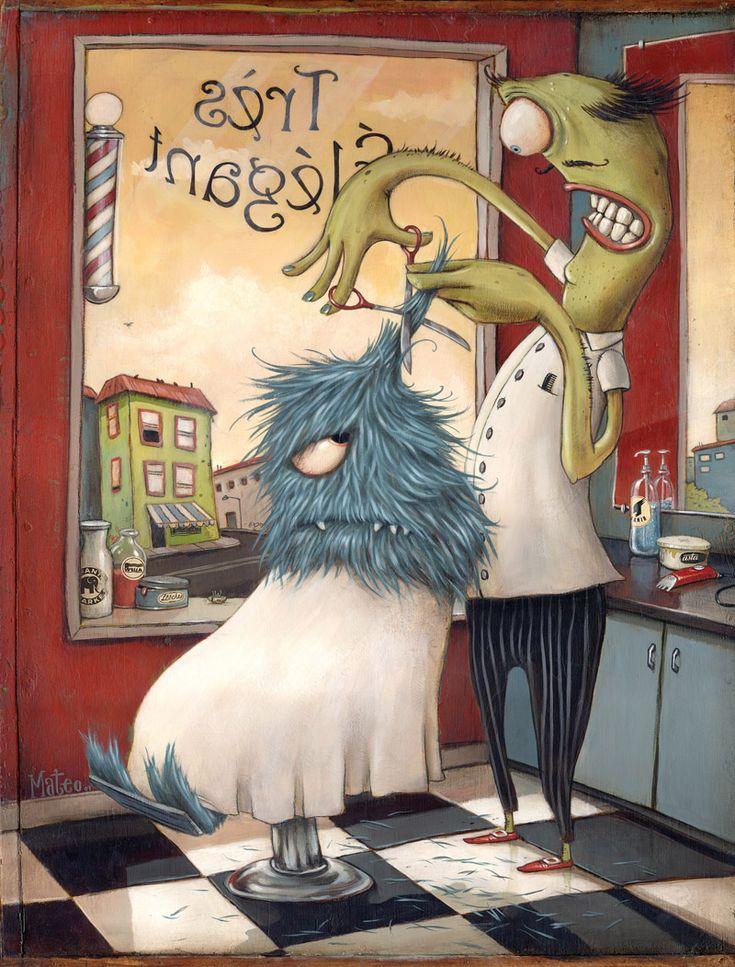 mateo dineen - Google Search - literalmente la cara de cualquier peluquero cuando ve un pelo largo jaja