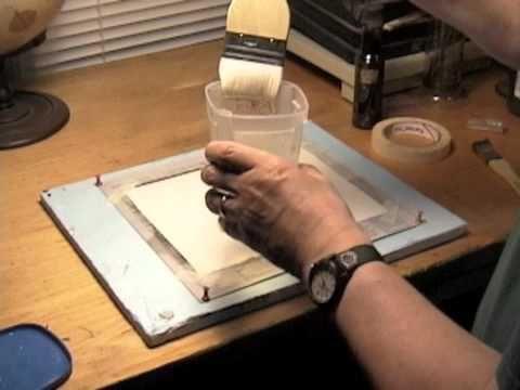Lesson 38: Making Salt Prints With Digital Negatives
