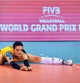 Post-Match - Kazakhstan-Colombia - FIVB World Grand Prix 2016