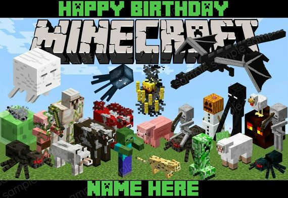 Minecraft Edible Cake Images Minecraft Edible Cake